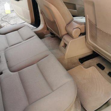 Curatare interior Audi